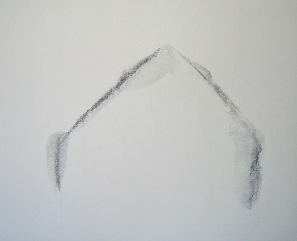 House series (4), 2010, huile sur bois, 35,5 x 43cm (vendu-sold)